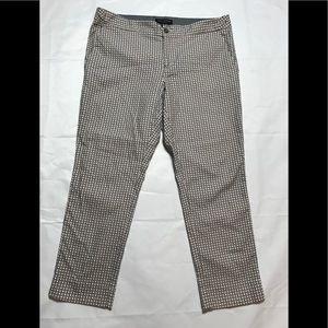 Banana Republic Hampton Fit Size 10 dress pants